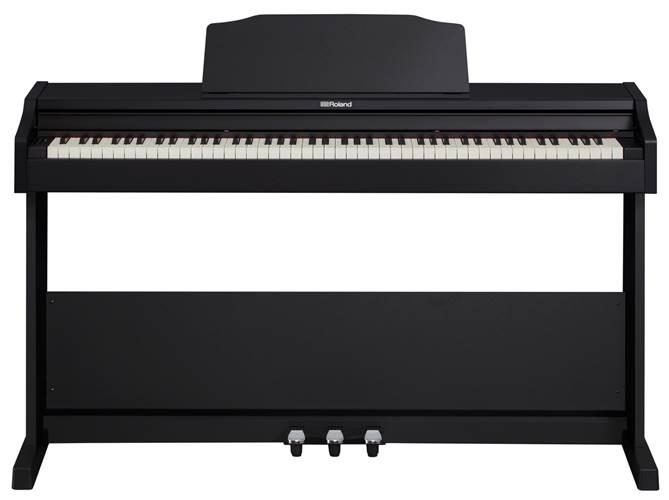 Roland RP102-BK Digital Piano Black