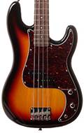 Sx PB Electric Bass 3 Colour Sunburst