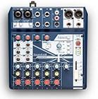 Soundcraft Notepad 8FX Mixer