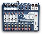 Soundcraft Notepad 12FX Mixer