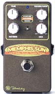 Keeley Memphis Sun Echo and Reverb