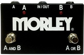 Morley ABY Selector/Combiner Switch