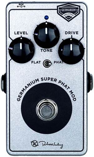 Keeley Germanium Super Phat Mod Hand Built Edition