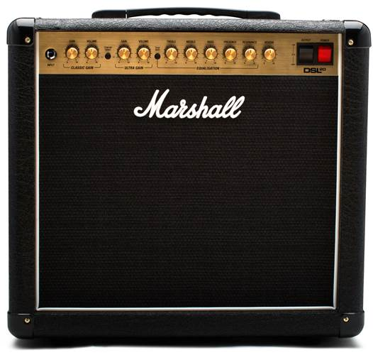Marshall DSL20CR 20 Watt Combo
