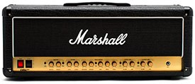 Marshall DSL100HR 100W Valve Head