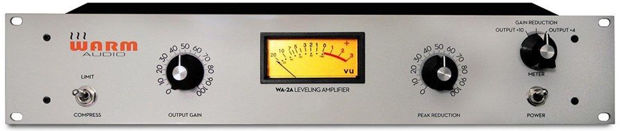 Warm Audio WA2A Compressor