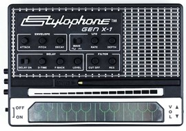 Stylophone GX-1 Analogue Synth with Filter and FX