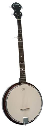 Ozark 2099G 5 String Banjo Composite Shell and Resonator