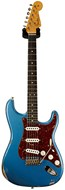 Fender Custom Shop 63 Strat Relic Lake Placid Blue