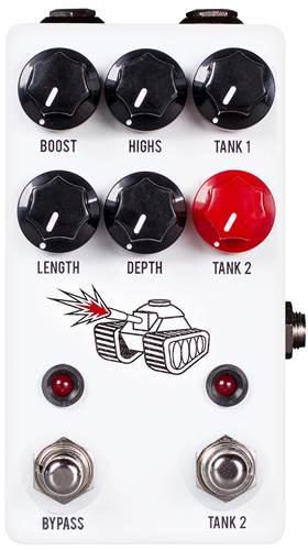 JHS Pedals Spring Tank Reverb