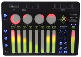 Keith McMillen Instruments K-Mix USB Audio Interface and Control Surface