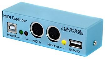 Keith McMillen Instruments MIDI Expander Box