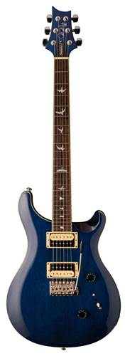 PRS SE Standard 24 Translucent Blue