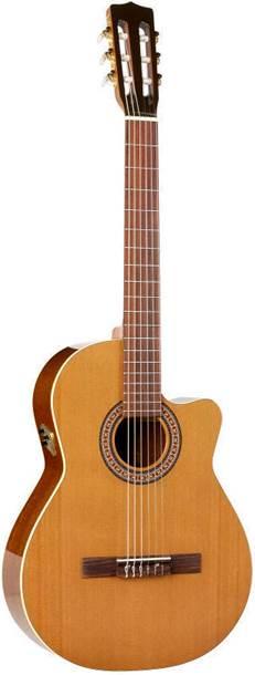 La Patrie Concert CW QI Classical Guitar