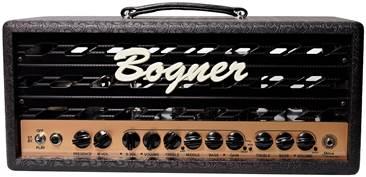 Bogner Shiva Head 20th Anniversary KT88 Metal Grill