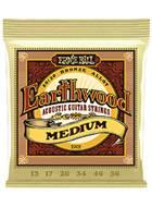 Ernie Ball 2002 Earthwood 80/20 Bronze Medium Guitar Strings