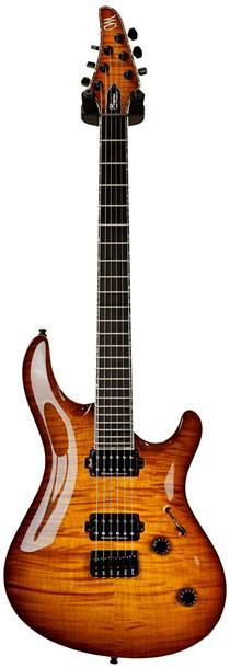 Mayones Regius 6 Core Classic Sunburst Gloss guitarguitar Custom Build RF1710222