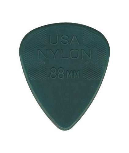 Dunlop Nylon Standard .88mm - Bag 72 Plectrum