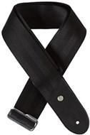 Mono Warsaw Slick Seatbelt Strap Black 39 to 68 Inches