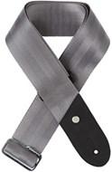 Mono Warsaw Slick Seatbelt Strap  Grey 39 to 68 Inches