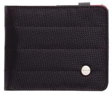 Mono Die Cut Wallet Black