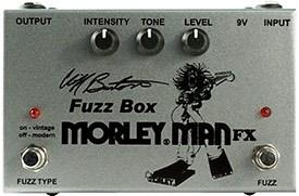 Morley Cliff Burton Fuzz Box