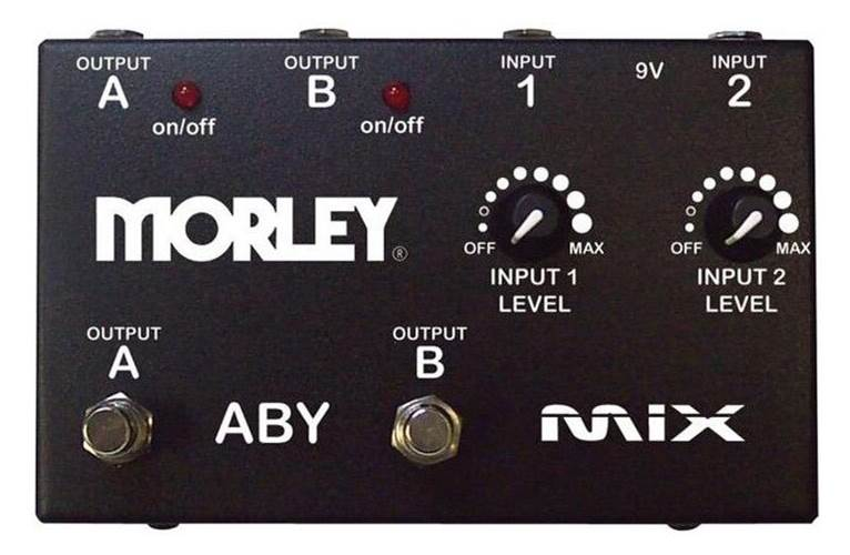 Morley ABY Mixer