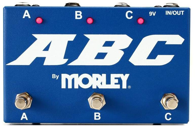 Morley ABC Selector/Combiner Switch