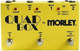 Morley Quad Box Selector/Combiner Switch