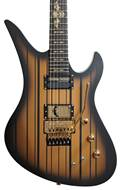 Schecter Synyster Gates Custom S w USA p/u Satin Gold Burst