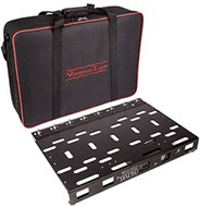 Voodoo Lab Dingbat PX Medium Pedalboard Power Package w/ Pedal Power 4x4