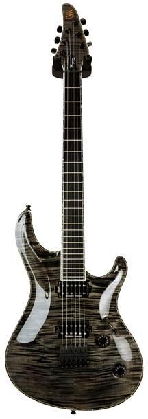 Mayones Regius Core 6 Trans Graphite guitarguitar Custom Build RF1710213