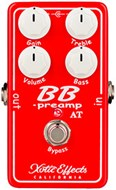 Xotic BB Preamp Andy Timmons Edition