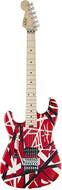 EVH Striped Series Red/Black/White LH