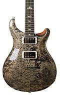 PRS Ltd Edition Custom 24 Charcoal Quilt Pattern Thin EB
