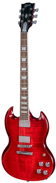 Gibson SG Standard HP 2018 Blood Orange Fade