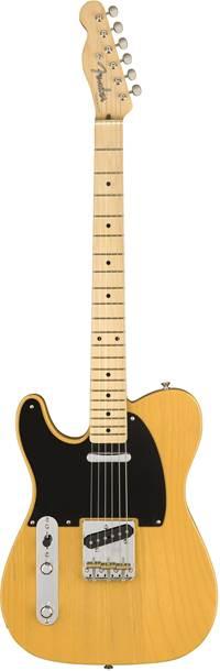 Fender American Original 50s Telecaster Butterscotch Blonde Left Handed