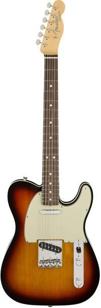 Fender American Original 60s Tele 3 Tone Sunburst