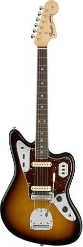 Fender American Original 60s Jaguar 3 Tone Sunburst