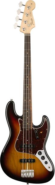 Fender American Original 60s Jazz Bass 3 Tone Sunburst