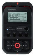 Roland R-07 (BK) Handheld Digital Recorder
