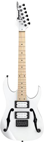 Ibanez PGMM31-WH Paul Gilbert MiKro White