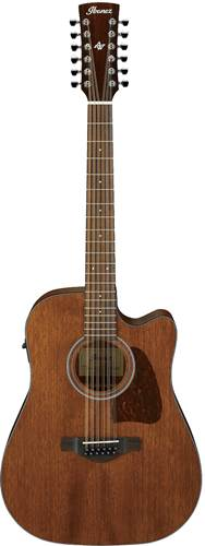 Ibanez AW5412CE Open Pore Natural Artwood