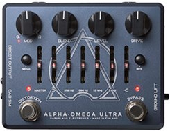 Darkglass Alpha Omega Ultra Distortion Preamp Pedal