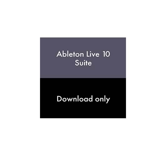 Ableton Live 10 Suite Upgrade from Live 7-9 Suite  (Download, serial number only)
