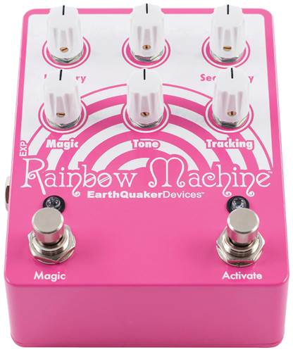 EarthQuaker Devices Rainbow Machine V2 Pitch Shifter