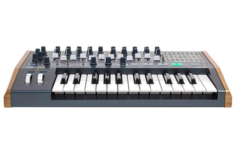 Arturia MiniBrute 2 Analogue Semi-Modular Synthesizer