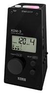 Korg KDM-3 Black Digital Metronome