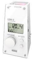 Korg KDM-3 White Digital Metronome