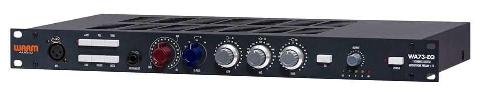 Warm Audio WA73-EQ Single Channel Mic Pro With EQ